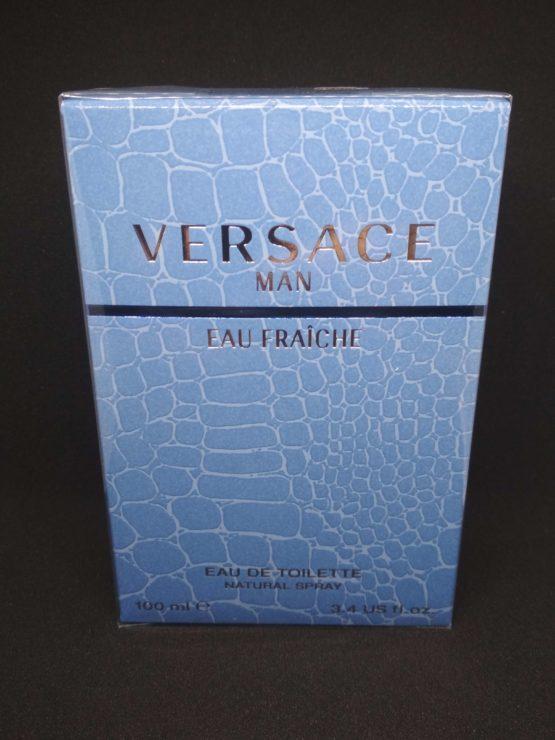 Versace Man Eau Fraiche 100 мл купить оригинал в Киеве по цене дешевле лэтуаль в официальном интернет-магазине элитной парфюмерии parfumin.kiev.ua