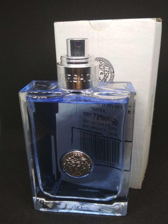 Versace Pour Homme 100ml Tester купить оригинал в Киеве по цене дешевле брокарда в официальном интернет-магазине элитной парфюмерии parfumin.kiev.ua