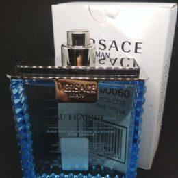 Versace Man Eau Fraiche 100 ml Tester купить оригинал в Киеве по цене дешевле брокарда в официальном интернет-магазине элитной парфюмерии parfumin.kiev.ua