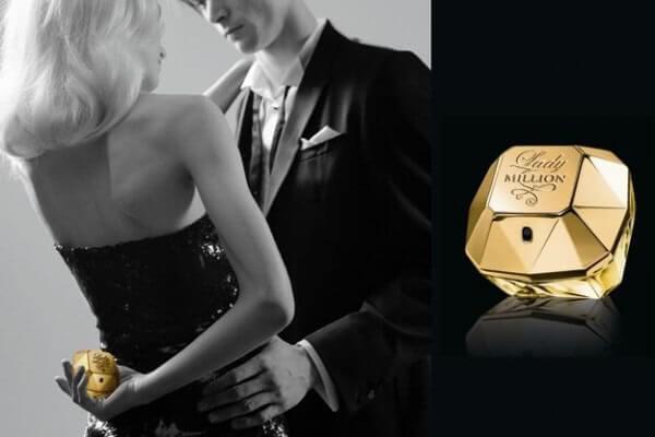 Paco Rabanne Lady Million 30 мл купить оригинал в Киеве по цене дешевле летуаль в официальном интернет-магазине элитной парфюмерии parfumin.kiev.ua