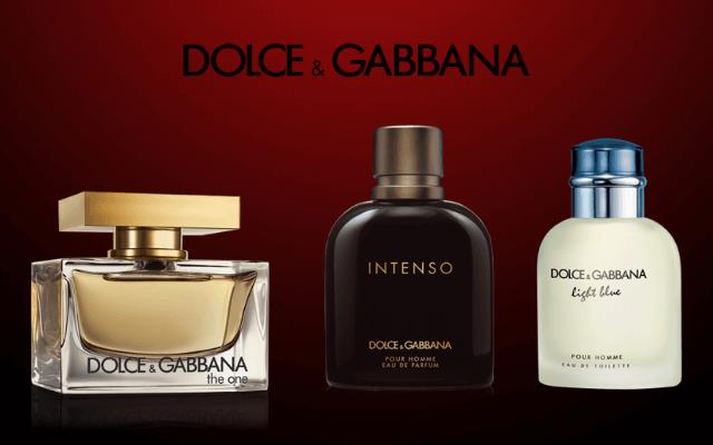 Купить элитную парфюмерию Dolce Gabbana в Украине