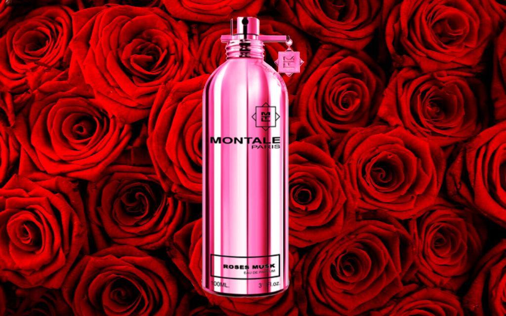 Монталь Роуз Маск тестер купить оригинал в Киеве по цене дешевле брокарда в официальном интернет-магазине элитной парфюмерии parfumin.kiev.ua