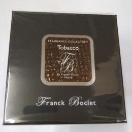 Franck Boclet Tobacco 100 мл. купить оригинал в Киеве по цене дешевле брокарда в официальном интернет-магазине элитной парфюмерии parfumin.kiev.uaml
