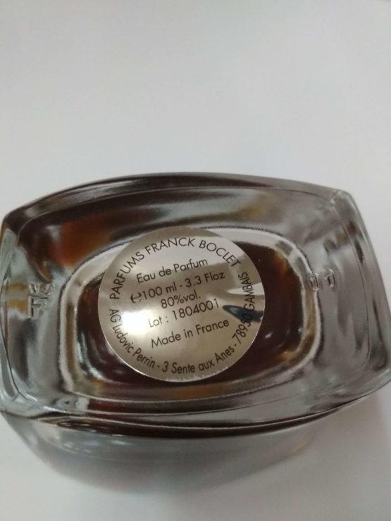 Франк Букле Табакко 100 купить оригинал в Киеве по цене дешевле брокарда в официальном интернет-магазине элитной парфюмерии parfumin.kiev.uaтестер