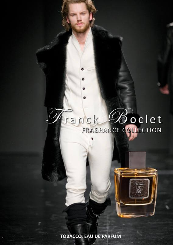 Franck Boclet Tobacco 100 купить оригинал в Киеве по цене дешевле брокарда в официальном интернет-магазине элитной парфюмерии parfumin.kiev.ua