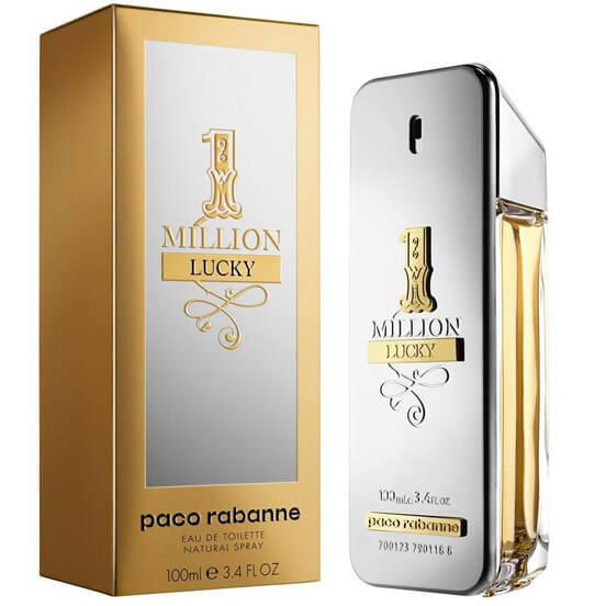 Paco Rabanne 1 Million Lucky 100 мл тестер оригинал купить в Киеве недорого с быстрой доставкой