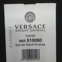 Versace Bright Crystal 90 ml Tester