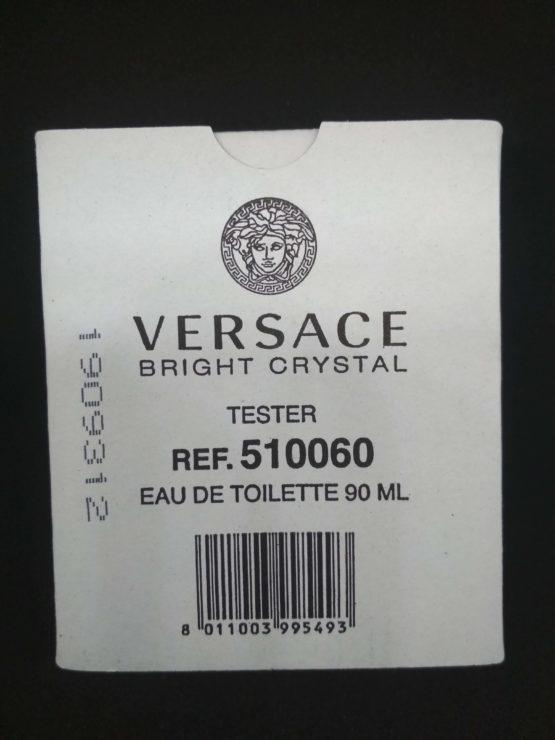 Versace Bright Crystal 90 ml Tester