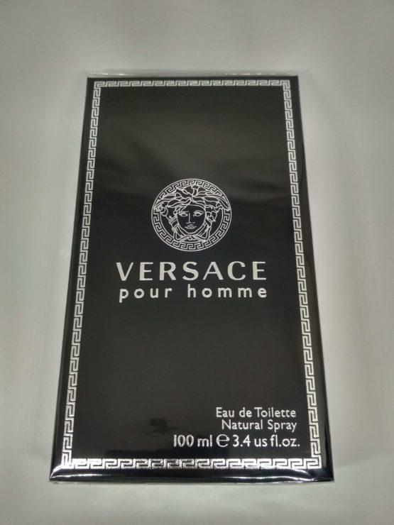 Versace Pour Homme 100 мл. купить оригинал в Киеве по цене дешевле брокарда в официальном интернет-магазине элитной парфюмерии parfumin.kiev.ua