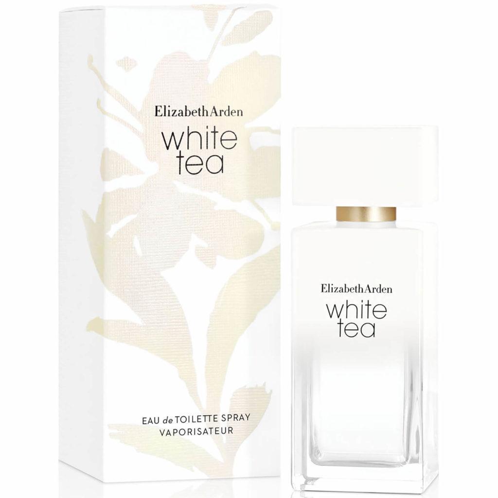 Elizabeth Arden White Tea 50 мл. купить оригинал в Киеве по цене дешевле брокард в официальном интернет-магазине элитной парфюмерии parfumin.kiev.ua